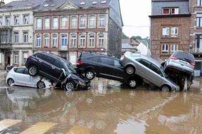 Europa deve preparar-se para tempestades mais intensas e frequentes