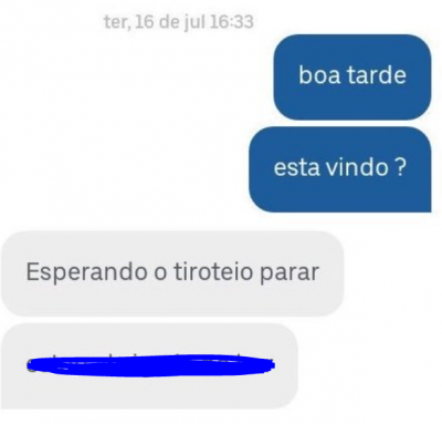 Uber no Brasil é outro negócio