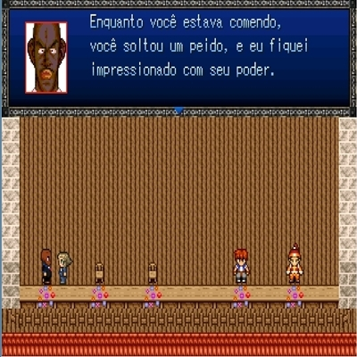 Dialogo de RPG