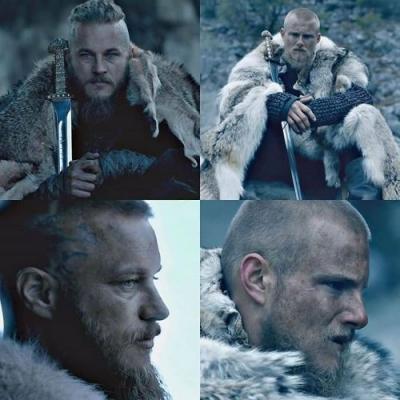 6 melhores guerreiros da série 'Vikings'