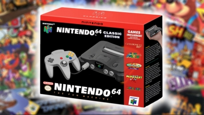 Nintendo 64 Classic pode estar a caminho!