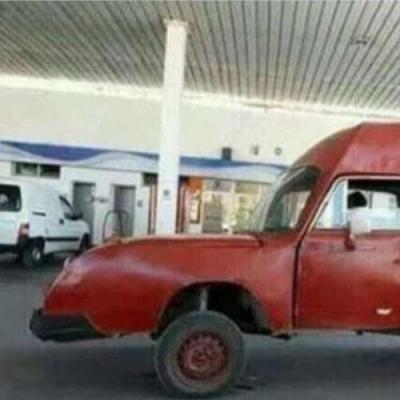 O carro que eu desenhava quando criança EXISTE!
