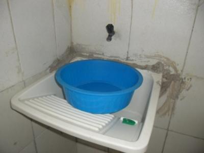 Água para o povo não pegar coronavírus