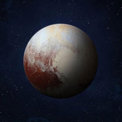 Oceano em Plutão