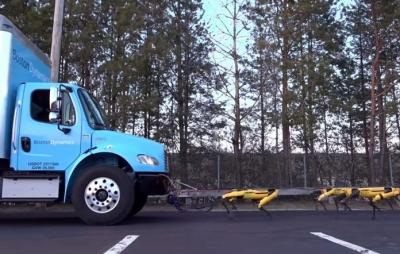 Cão-robô da Boston Dynamics recebe kit gratuito para programação