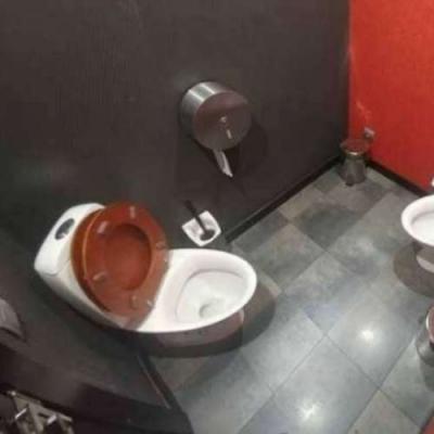 Banheiro a dois