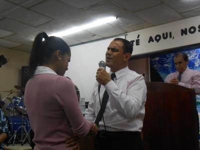 Campanha com o Reverendo Geovani Rodrigues