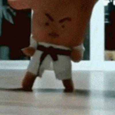 Mão do karate