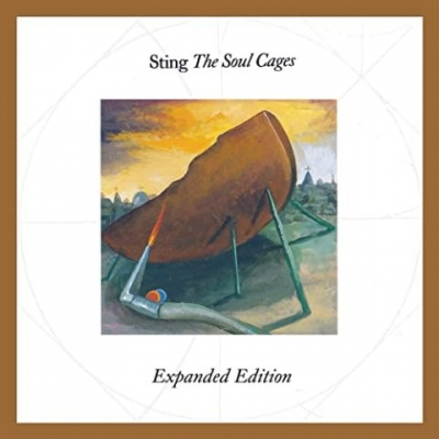 Sting libera versão digital 'deluxe' de The Soul Cages