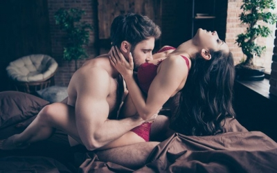 As 7 melhores posições sexuais para a mulher