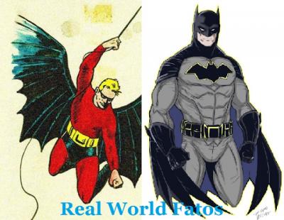 Veja como era o design original de seus heróis e vilões favoritos