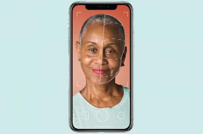 Aplicativo analisa o envelhecimento da pele
