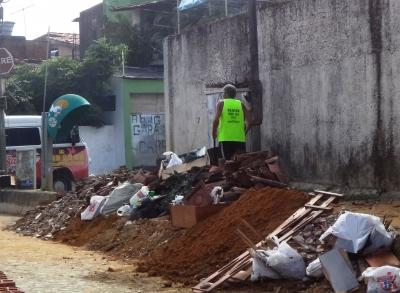 Cidade do lixo e outros descasos