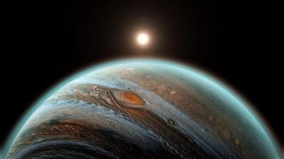"""Astrônomos descobrem mais quatro novos exoplanetas """"Júpiteres quentes"""""""