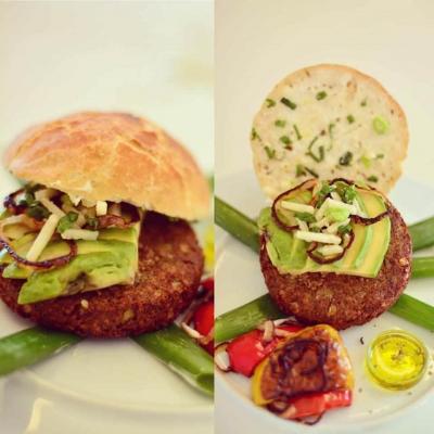 Empresa alemã cria hambúrguer de larvas
