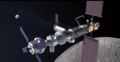 NASA e ESA assinam acordo para contruir uma base lunar orbital