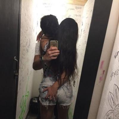 Por que o homem aperta a bunda das mulheres no beijo?