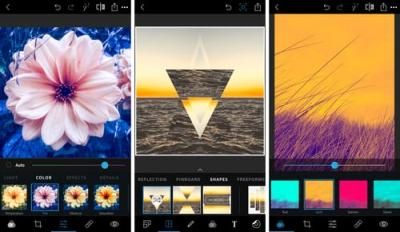 Melhores editores de fotos para Android e iOS