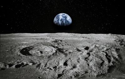 Nasa anuncia descoberta de água na Lua