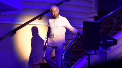 Gilberto Gil diz que começou a notar racismo na adolencência