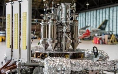 Maior reator nuclear do mundo recebe últimas peças da estrutura