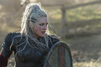 Vikings: A história real de Lagertha, primeira esposa de Ragnar Lothbrok