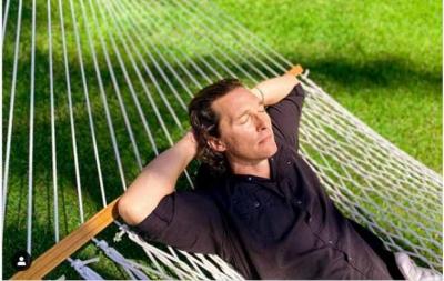 Matthew McConaughey rejeita proposta milionária para filme
