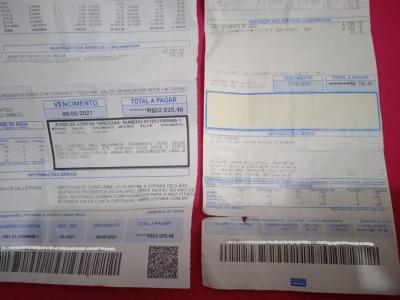 Família recebe conta de água de R$ 52 mil em BH