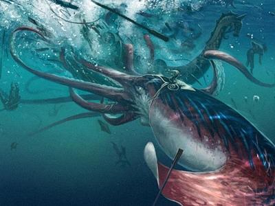 Imagem do Google Earth mostra suposta criatura