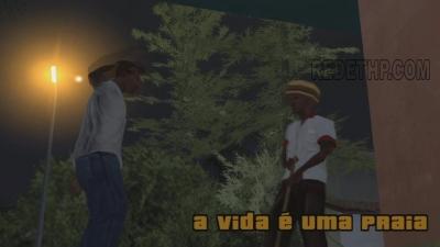 GTA San Andreas #17  A vida é uma praia