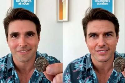 Criador de deepfakes com Tom Cruise diz que tecnologia de falsificação ainda eng