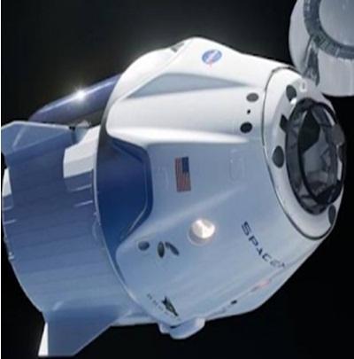 Cápsula Dragon da SpaceX