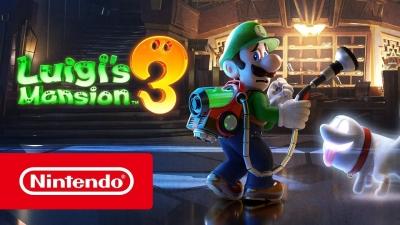 Jogamos Luigi's Mansion 3 na BGS 2019!