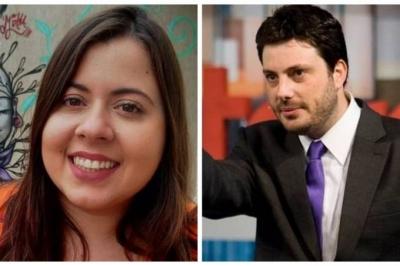 Danilo Gentili faz comentários gordofóbicos contra deputada no Twitter