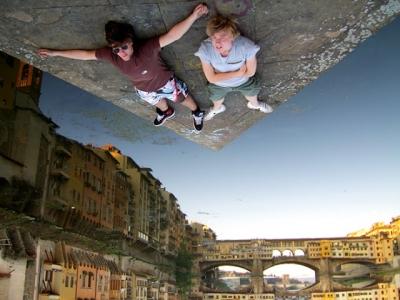 Imagens incríveis feitas com reflexos que irão mexer com sua cabeça #2