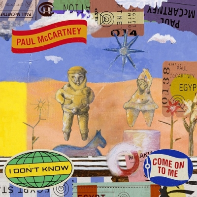 Paul McCartney lança single e anuncia novo álbum