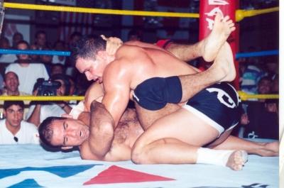 O histórico duelo entre Fábio Gurgel e Mark Kerr em São Paulo