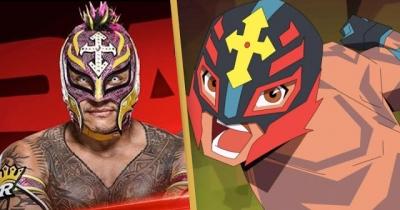 Ex-Lutador da WWE vai ganhar animação com tom sobrenatural