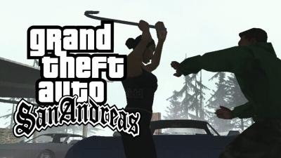 GTA San Andreas #31 adeus,meu amor...