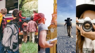 Quiz e e-book mostram os destinos indicados para seu perfil de viajante