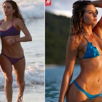 Mulheres do esporte feminino consideradas as mais bonitas do mundo