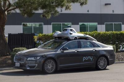 Startup da China ganha aprovação para testar carros autônomos sem presença