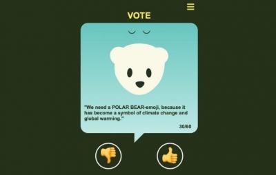 Votação para criar os emojis de 2020
