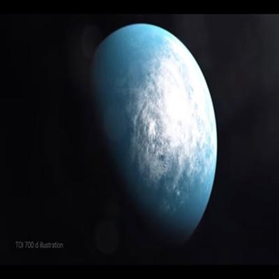 NASA encontra 1º