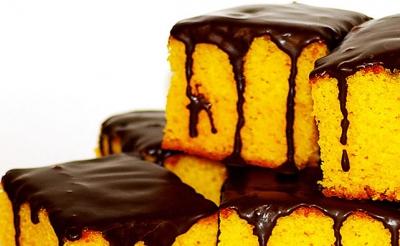 Não Importa a Ocasião Bolo de Cenoura e Chocolate é a Sugestão