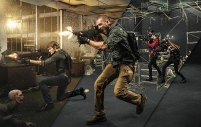 Arena multiplayer mostra o próximo passo dos jogos em realidade virtual