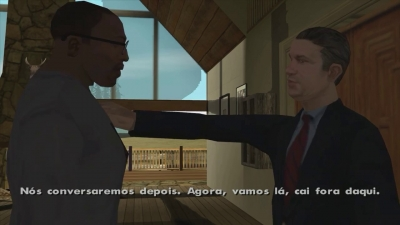 GTA San Andreas #54 Interdição