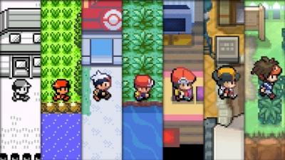 Evolução completa dos jogos Pokémon