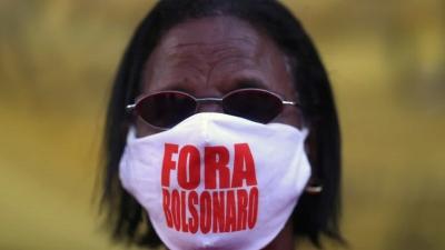 Grupos protestaram pelo Brasil pelo impeachment de Bolsonaro