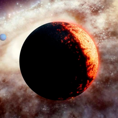 Astrônomos descobrem um sistema multiplanetário de 10 bilhões de anos